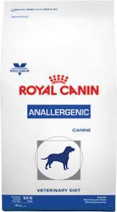 Dieta Royal Canin con hidrolizados (moléculas minúsculas)