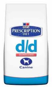 Dieta HIlls a base de proteína novedosa (desconocida para el perro)