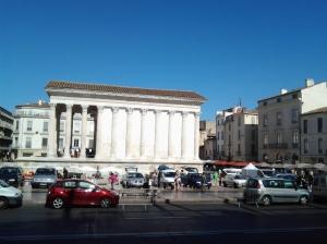 La Maison Carrée, Nîmes.