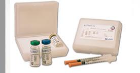 La inmunoterapia o vacunación consigue mejoría en un 70% de los casos.